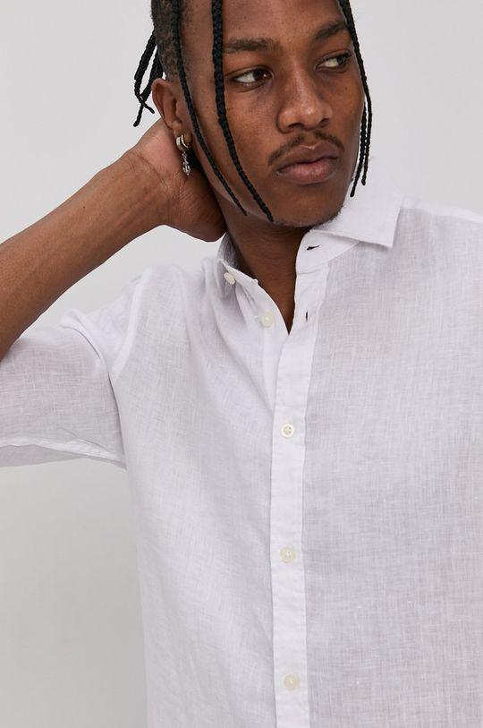 biały Tom Tailor - Koszula Męski