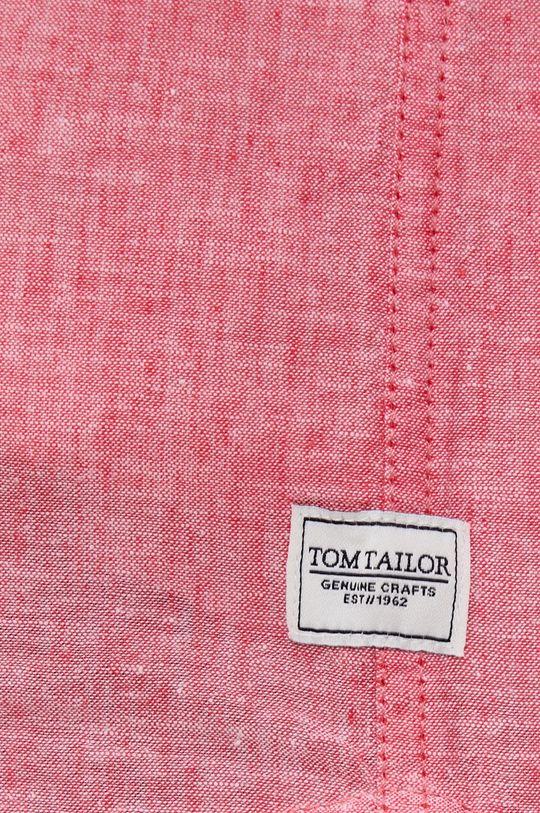 Tom Tailor - Košile červená
