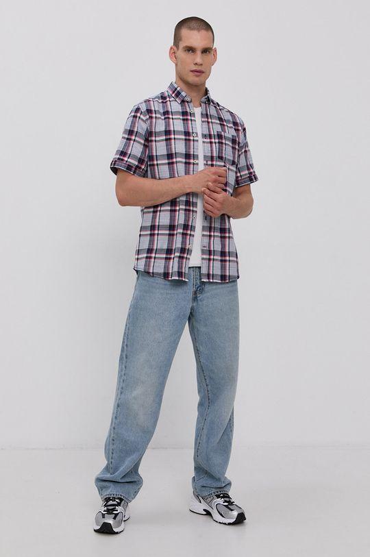 Tom Tailor - Bavlněné tričko  100% Bavlna