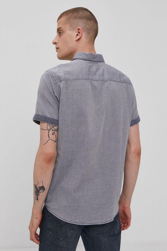 tmavomodrá Tom Tailor - Bavlnená košeľa