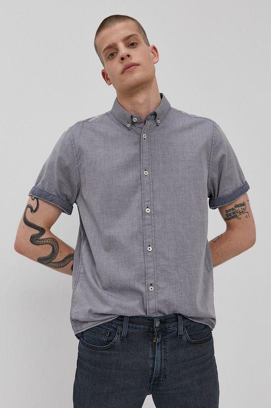 Tom Tailor - Bavlnená košeľa Pánsky