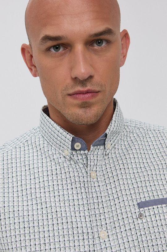 biela Tom Tailor - Košeľa Pánsky