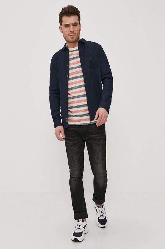Tom Tailor - Koszula 100 % Bawełna