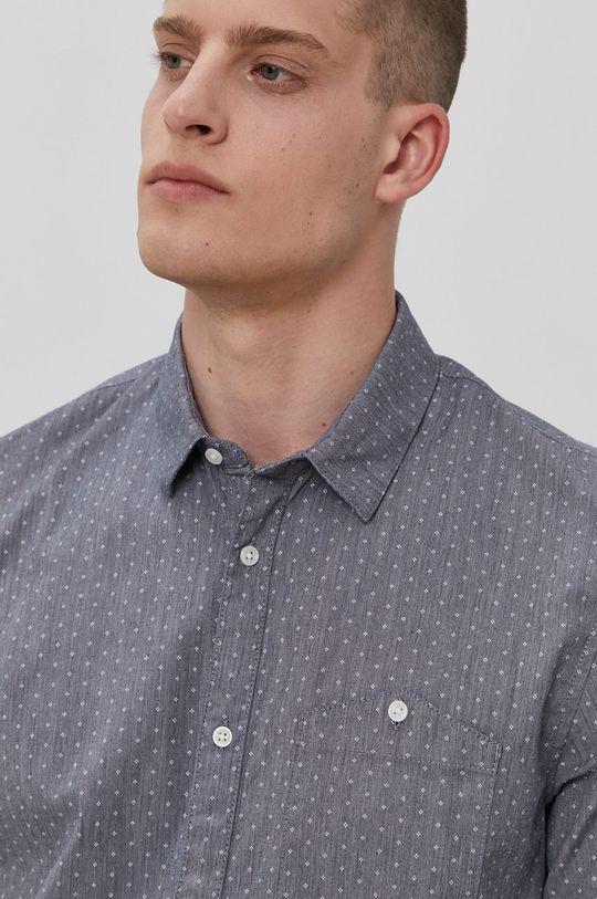 šedá Tom Tailor - Košile Pánský