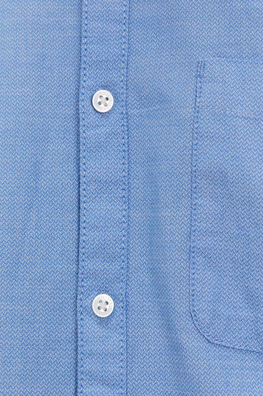 Tom Tailor - Bavlněné tričko modrá
