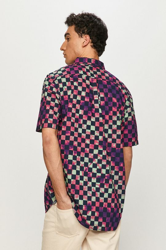 multicolor Vans - Koszula bawełniana