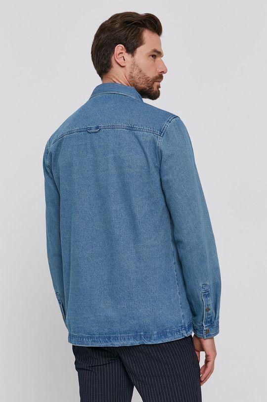 niebieski Lyle & Scott - Koszula jeansowa