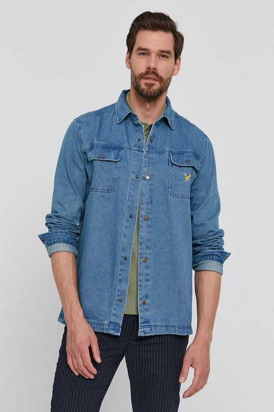 Lyle & Scott - Koszula jeansowa Męski