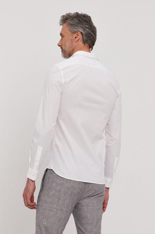 biały Lyle & Scott - Koszula
