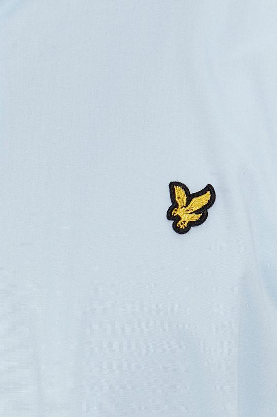 Lyle & Scott - Koszula blady niebieski