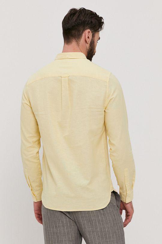 žltá Lyle & Scott - Košeľa