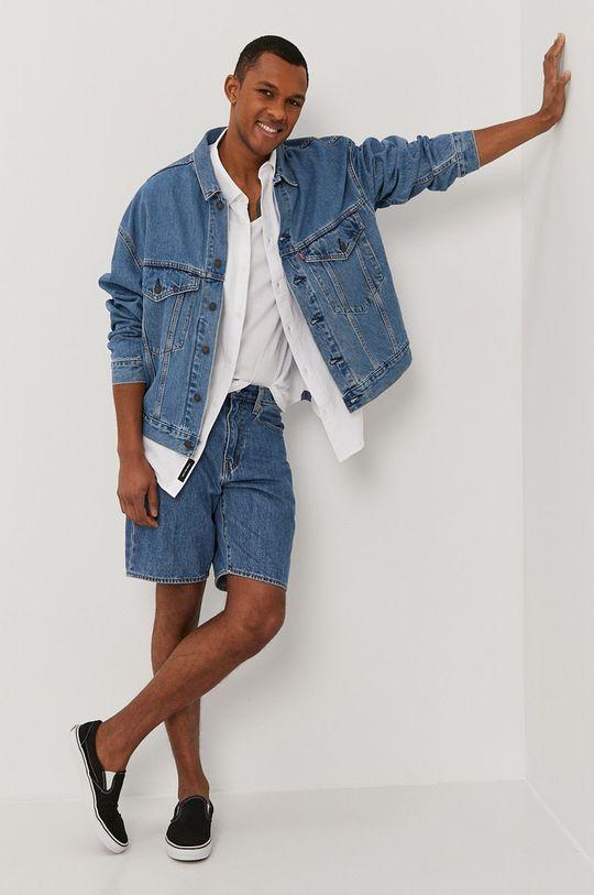 Vans - Bavlnená košeľa  100% Bavlna