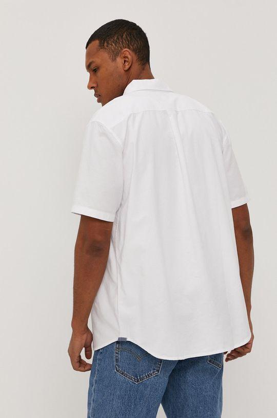 biela Vans - Bavlnená košeľa
