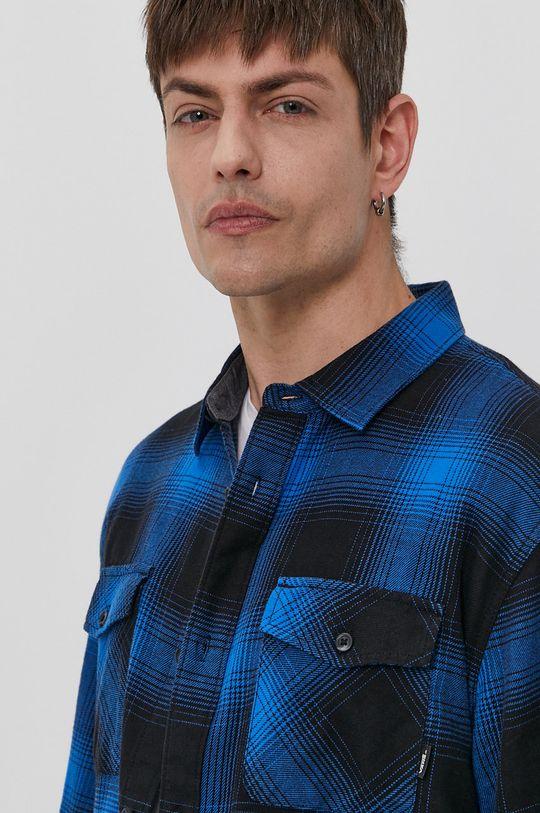 czarny Vans - Koszula bawełniana Męski