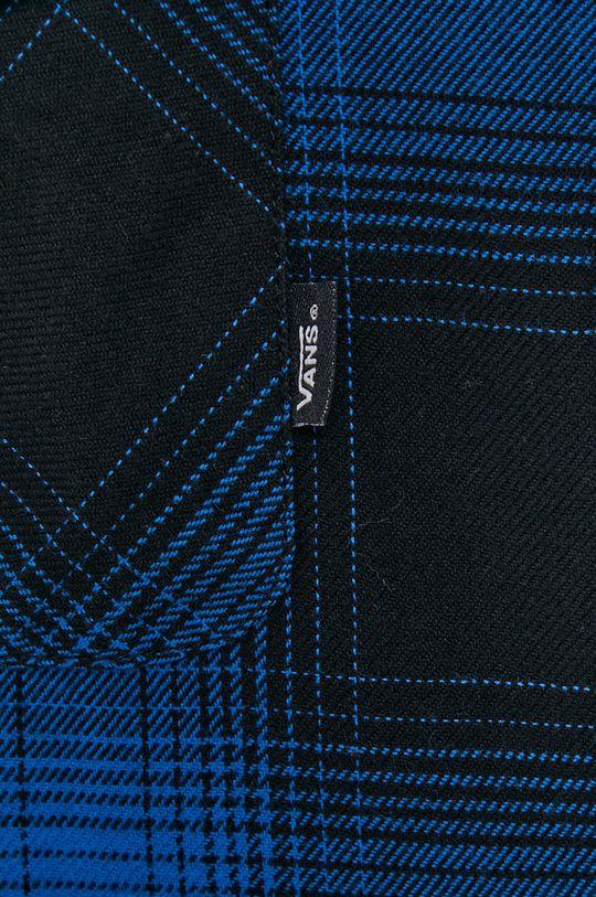 Vans - Koszula bawełniana czarny