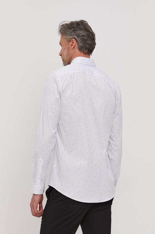 biały Lacoste - Koszula