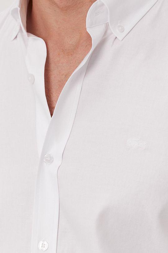 Lacoste - Košeľa biela