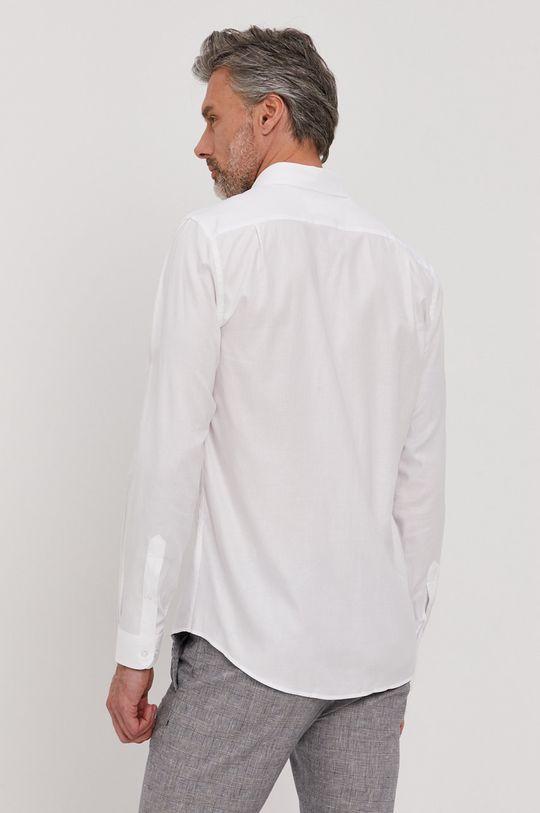 biela Lacoste - Košeľa