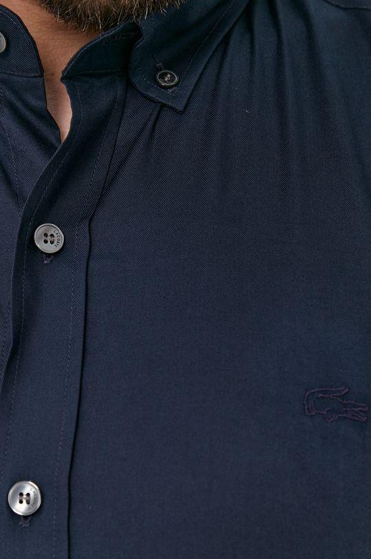 Lacoste - Koszula granatowy