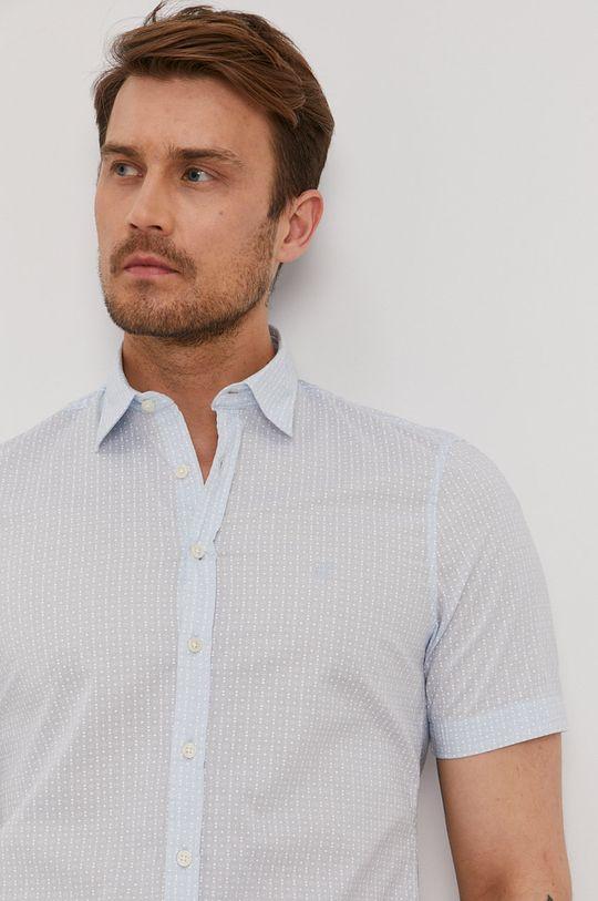 niebieski Marc O'Polo - Koszula bawełniana Męski
