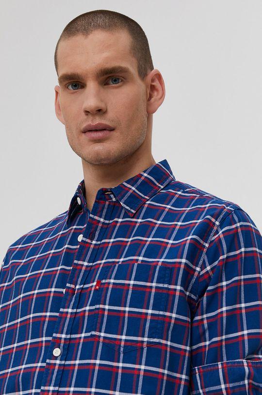 námořnická modř Levi's - Bavlněné tričko Pánský