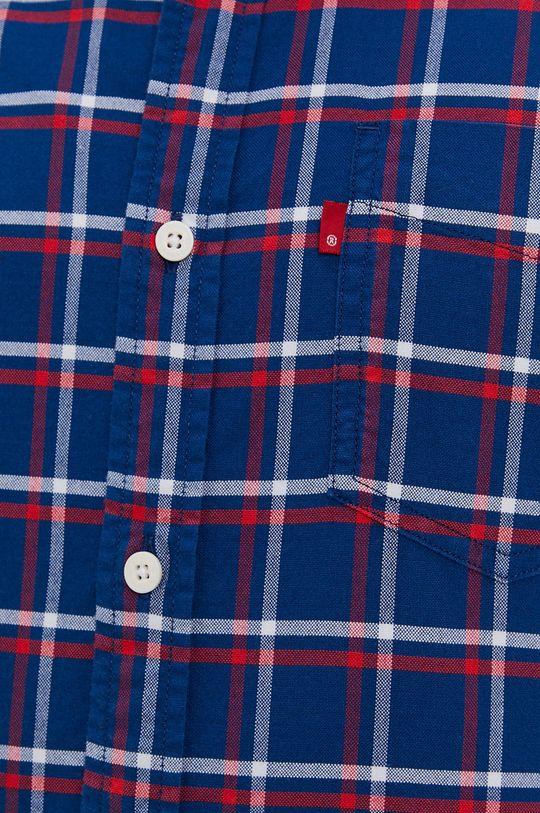 Levi's - Bavlněné tričko námořnická modř