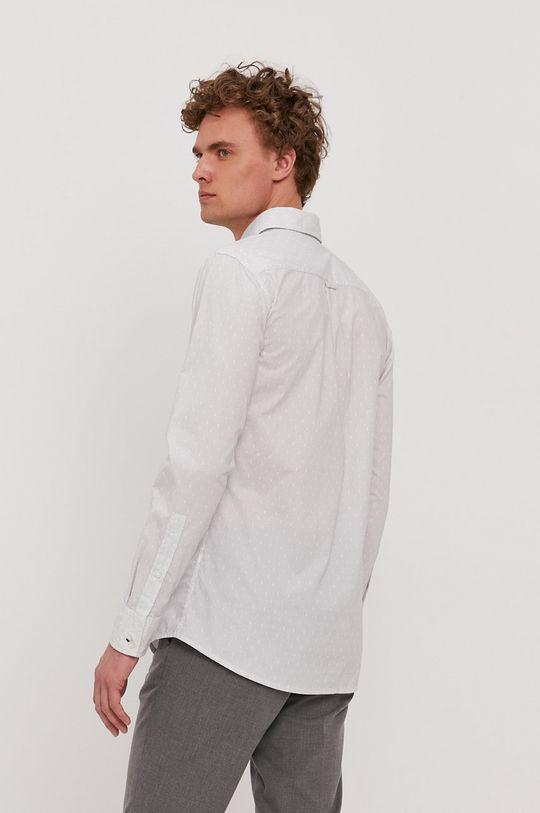 biały Boss - Koszula Boss Casual