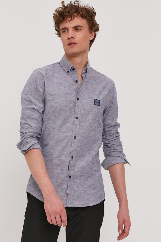Boss - Koszula bawełniana Boss Casual 100 % Bawełna