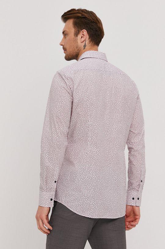 różowy Boss - Koszula bawełniana