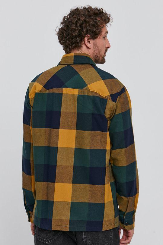 żółty Selected - Koszula bawełniana