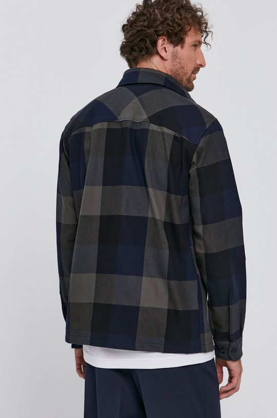 czarny Selected - Koszula bawełniana