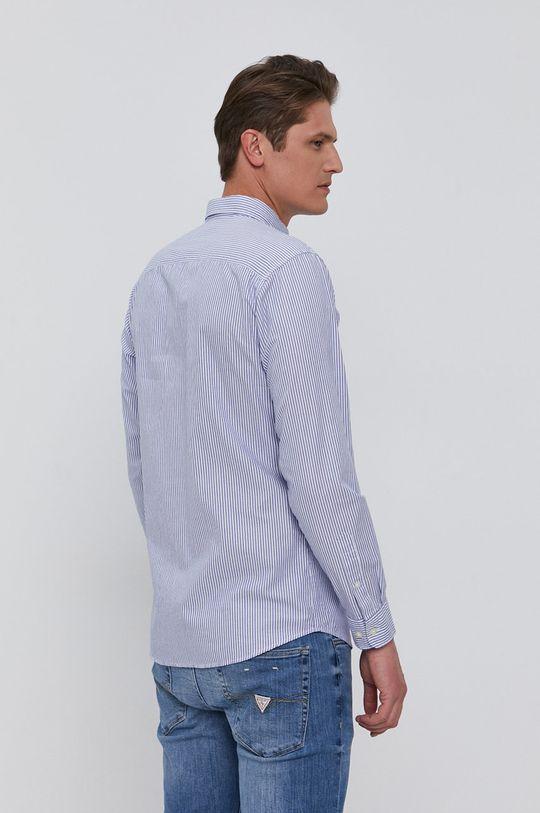 modrá Selected - Bavlněné tričko
