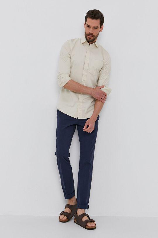 Selected - Bavlnená košeľa  100% Bavlna