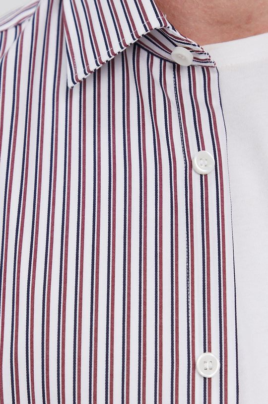 Selected - Koszula bawełniana multicolor