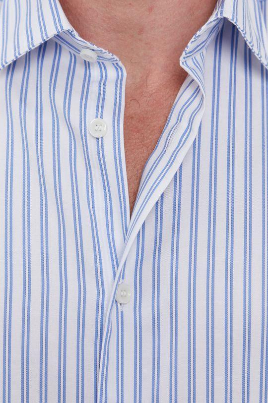 Selected - Koszula bawełniana biały