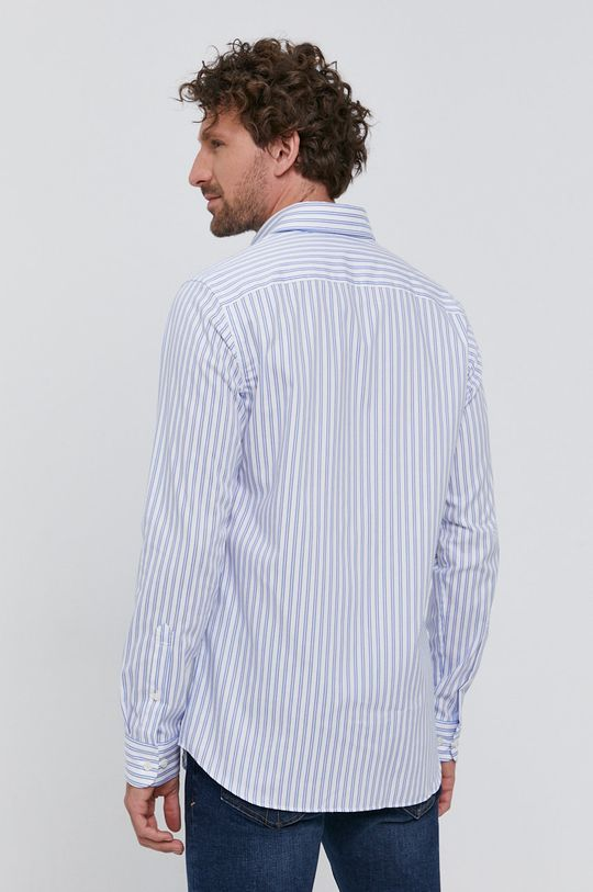 biały Selected - Koszula bawełniana
