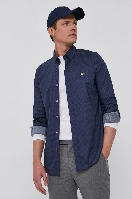 Lacoste - Bavlněné tričko Pánský