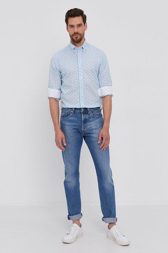 Tommy Hilfiger - Košile  70% Bavlna, 30% Len