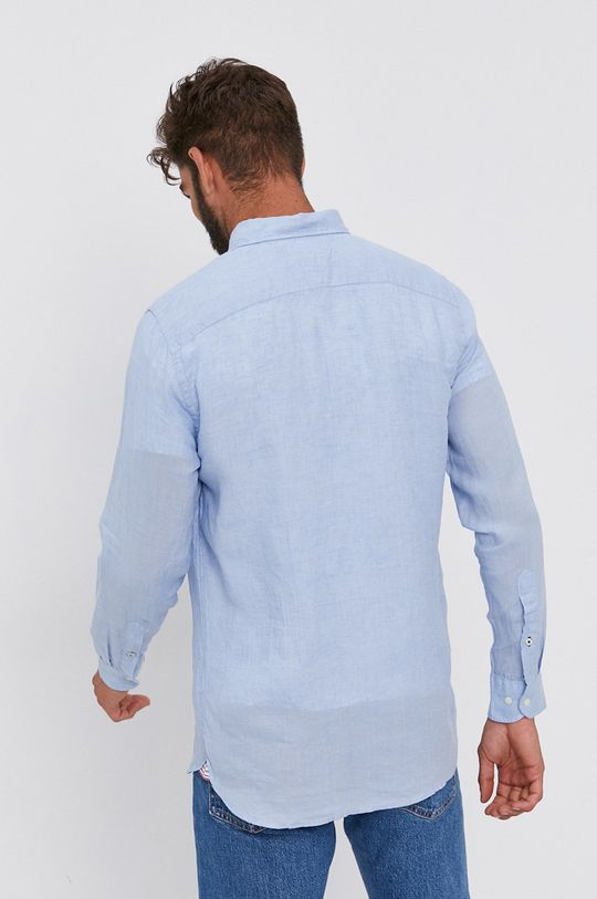 jasny niebieski Tommy Hilfiger - Koszula MW0MW17646.4891