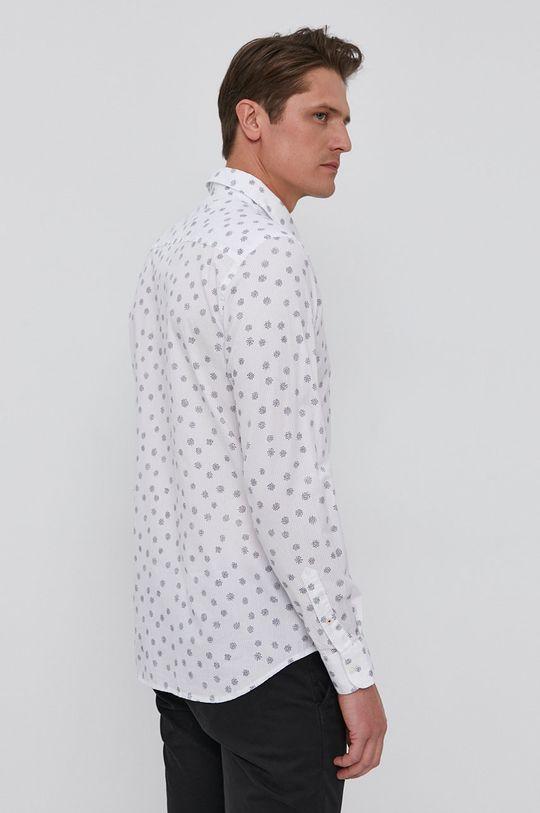 bílá Pepe Jeans - Bavlněné tričko Blenheim