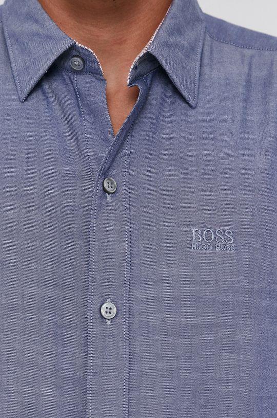 Boss - Koszula niebieski