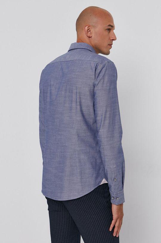 niebieski Boss - Koszula