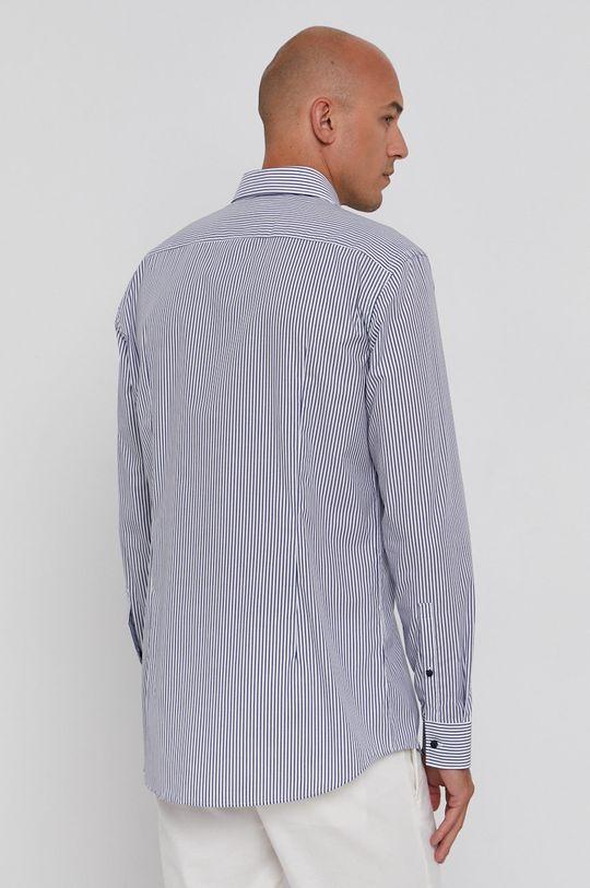 granatowy Hugo - Koszula bawełniana