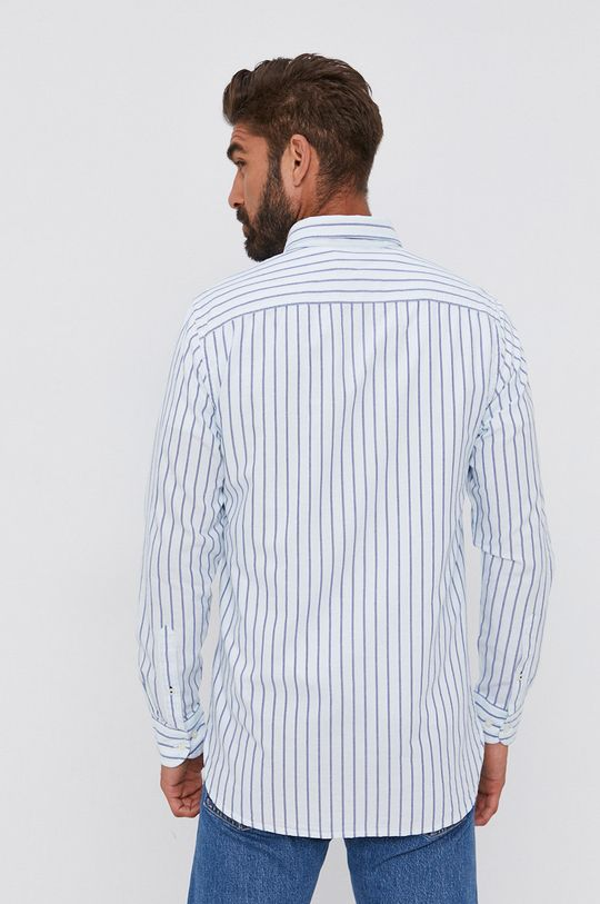 jasny niebieski Tommy Hilfiger - Koszula bawełniana