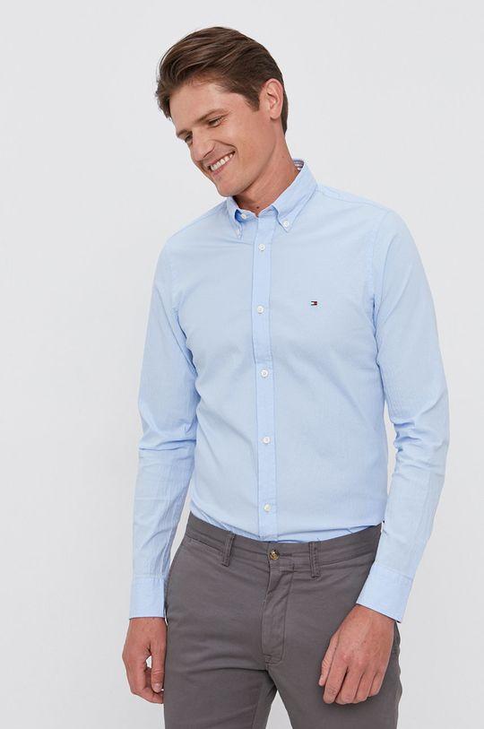 jasny niebieski Tommy Hilfiger - Koszula Męski