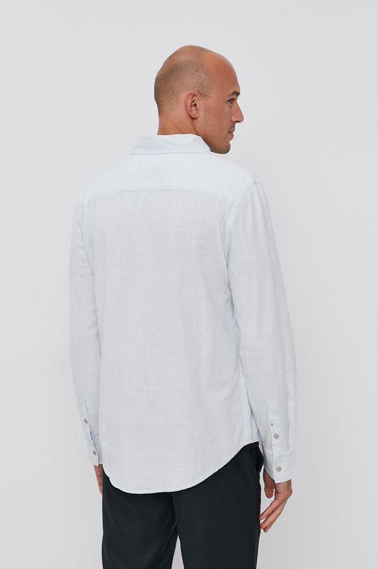 jasny niebieski Calvin Klein Jeans - Koszula bawełniana