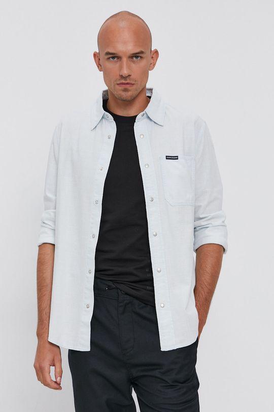 Calvin Klein Jeans - Koszula bawełniana Męski