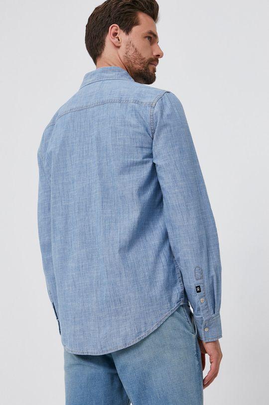 niebieski Calvin Klein Jeans - Koszula bawełniana