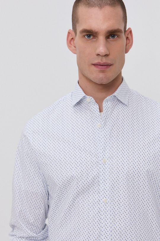 biały Premium by Jack&Jones - Koszula Męski