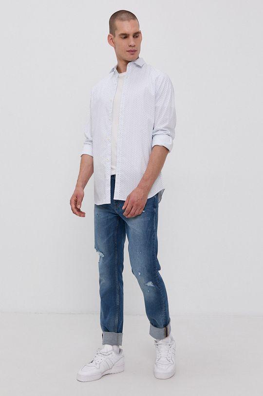 Premium by Jack&Jones - Koszula 96 % Bawełna, 4 % Elastan